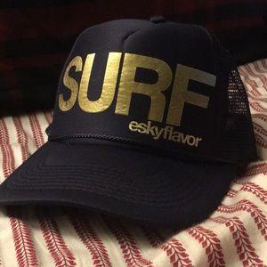 Athleta SURF Trucker Hat Brand New
